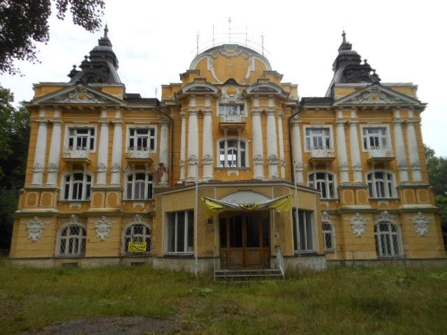 Hotel in Marienbad (Tschechien) Gutachten