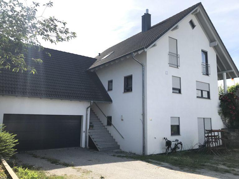 Einfamilienhaus in Großaltdorf Massivbauweise Werkplanung, Statik, Bauleitung