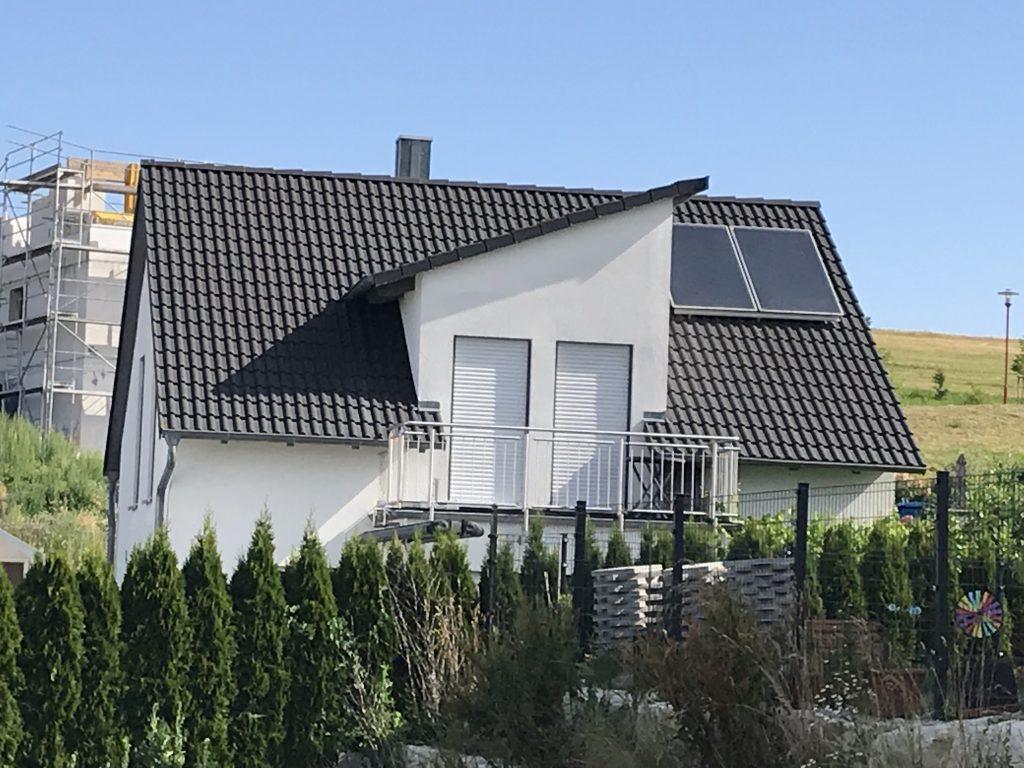 Einfamilienwohnhaus in Großaltdorf Statik