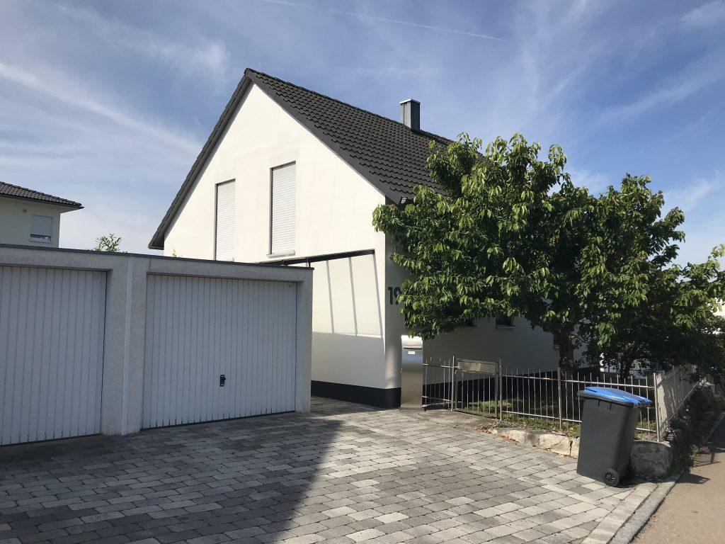 Einfamilienhaus in Gaildorf Massivbauweise Statik