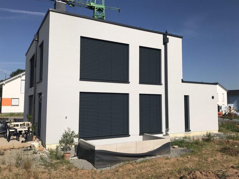 Einfamilienwohnhaus in Ottendorf 1 Werkplanung, Statik, Bauleitung