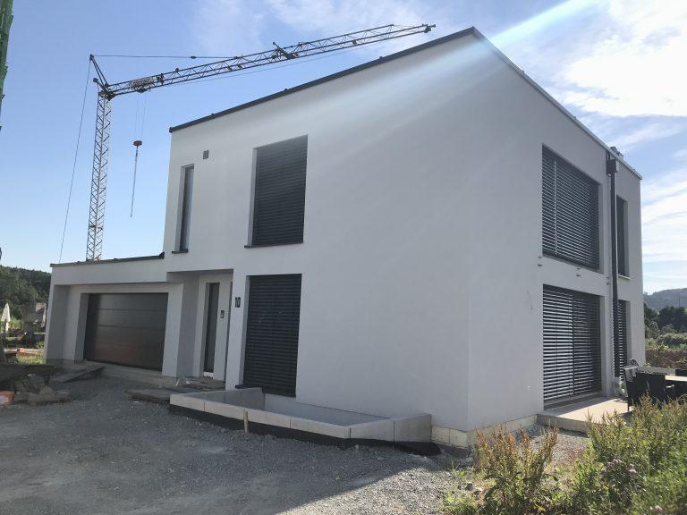 Einfamilienwohnhaus in Ottendorf 2 - Werkplanung, Statik, Bauleitung