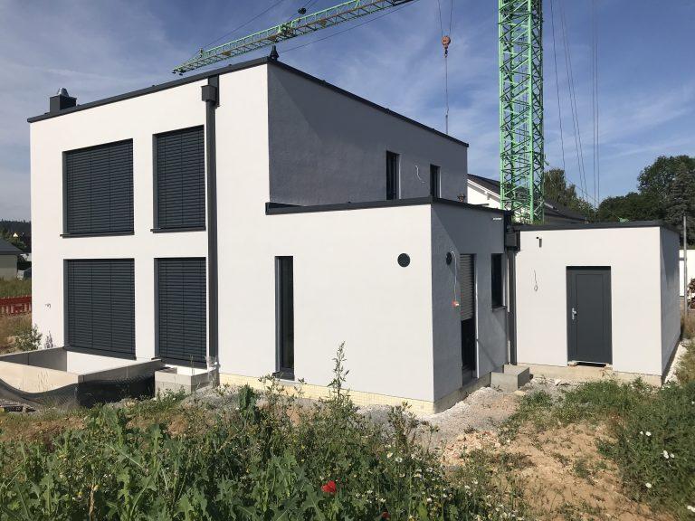 Einfamilienwohnhaus in Ottendorf 3 - Werkplanung, Statik, Bauleitung
