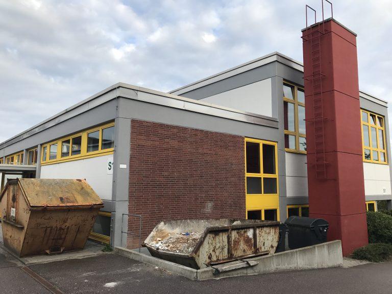 Sporthalle S1 in Schwäbisch Hall Statische Überprüfung des Daches