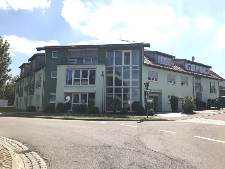 Alten- und Pflegeheim Kaisersbach Massivbauweise Statik