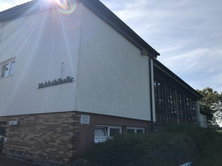 Hohbühlhalle Eutendorf Energetische Sanierung