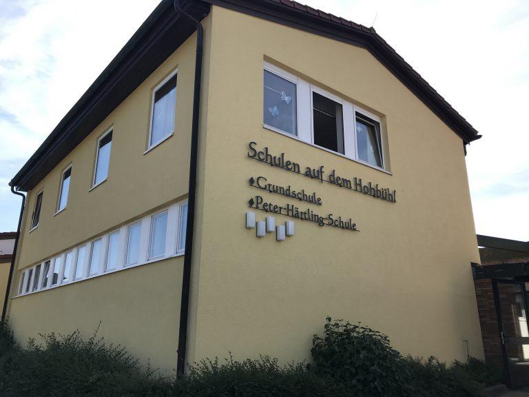 Schule auf dem Hohbühl Eutendorf Planung Bauleitung