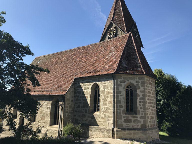 Ev. Kirche Eutendorf Sanierung / Renovierung
