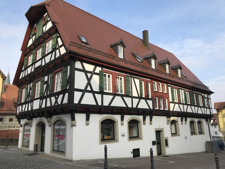 Wohn- und Geschäftshaus Gaildorf Wertermittlung