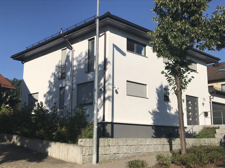 Einfamilienhaus in Gaildorf Ständerbauweise Planung, Werkplanung, Statik, Bauleitung