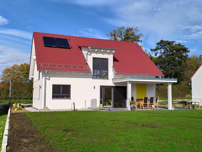 Einfamilien-Wohnhaus Tüngental 2 - Planung, Werkplanung, Statik, Bauleitung